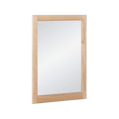 Unfinished Jamestown Mirror