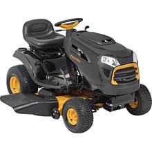 View Product - Poulan Pro Riding Mowers PP20VA46