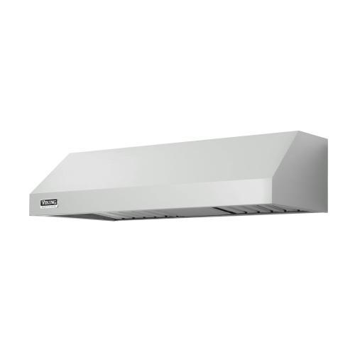 "Product Image - 36"" Wide 10"" High Wall Hood + Ventilator - VWH"