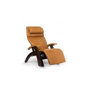 Perfect Chair ® PC-LiVE™ - Sycamore Premium Leather - Dark Walnut