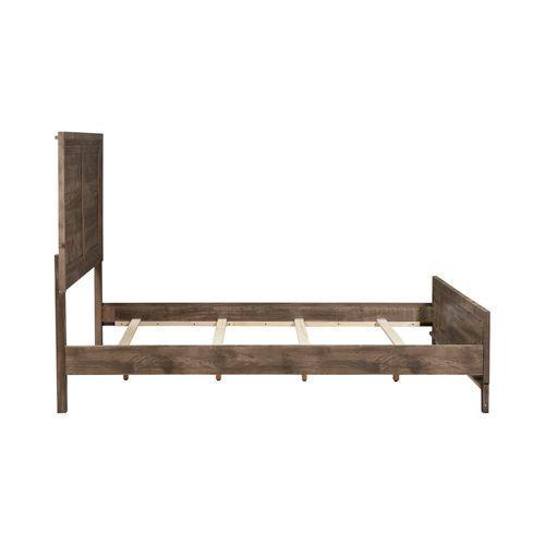 Liberty Furniture Industries - Queen Panel Headboard & Footboard