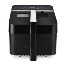 Kalorik 2-in-1 Digital Air and Deep Fryer, Black