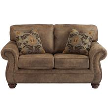 Signature Design by Ashley Larkinhurst Loveseat in Earth Faux Leather [FSD-3199LS-ERT-GG]