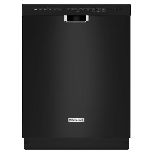 46 dBA Dishwasher with ProScrub™ Option - Black