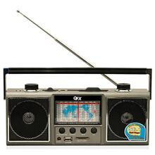 AM/FM RADIO WITH USB, SD, MP3 PLAYER