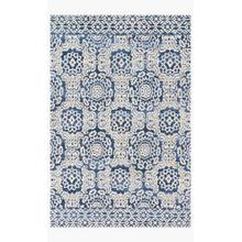 View Product - LB-06 MH Blue / Ant. Ivory Rug