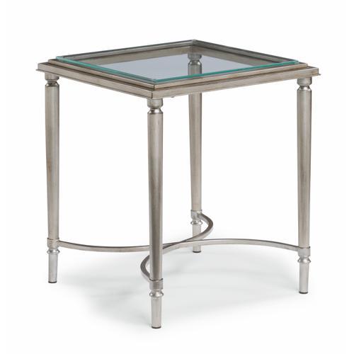 Flexsteel - Piper Chairside Table