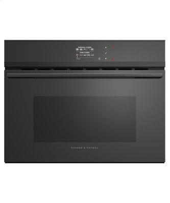 """Combination Steam Oven, 24"""", 9 Function"""