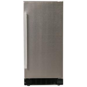 """Refrigerator - 15"""" Solid Stainless Door"""