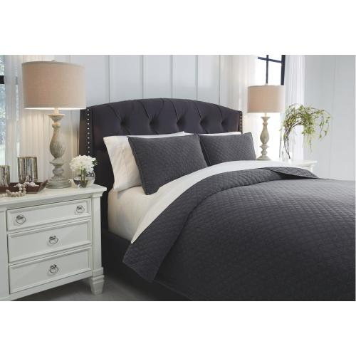 Ryter 3-piece King Coverlet Set