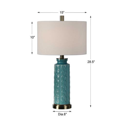 Serres Table Lamp, 2 Per Box