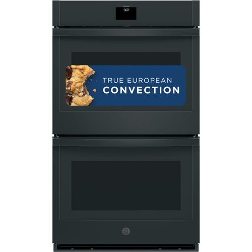 """GE Appliances - GE® 30"""" Smart Built-In Self-Clean Convection Double Wall Oven with Never Scrub Racks"""