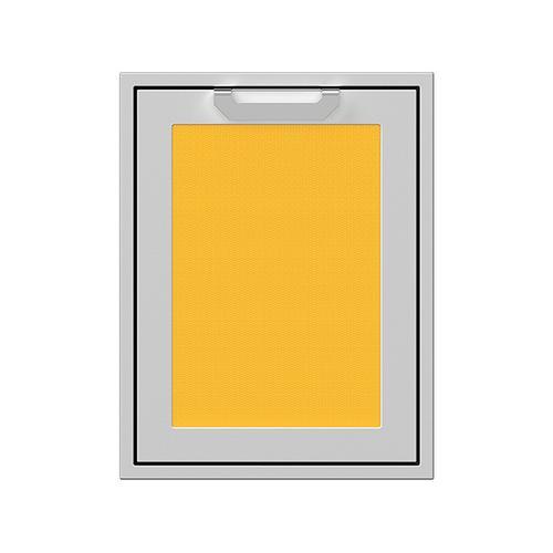 """Hestan - 20"""" Hestan Outdoor Trash/Recycle Drawer - AGTRC Series - Sol"""