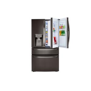 30 cu. ft. Smart wi-fi Enabled Refrigerator with Craft Ice™ Maker Product Image
