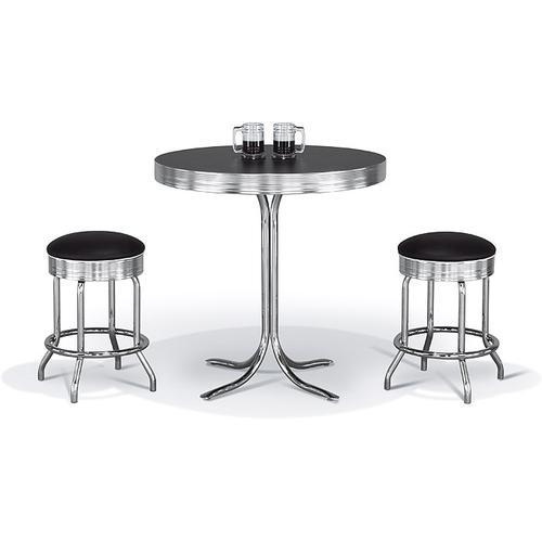 Gallery - Table Base: Retro (chrome)