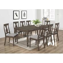 7801 9PC Colonial Dining Room SET