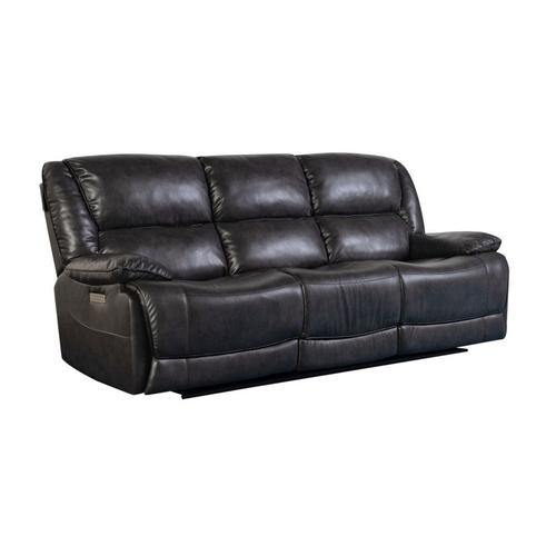 Ennis Triple Power Reclining Sofa, Console Loveseat & Recliner, MAP4830