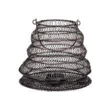 Product Image - Everly Hanging Lantern(Sml), Black