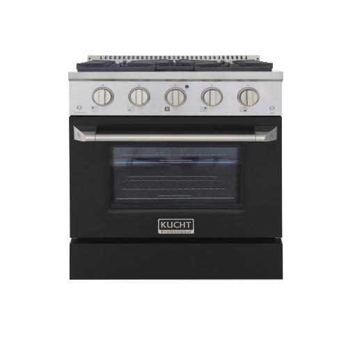 "Kucht - 30"" Pro Class Kitchen Range"