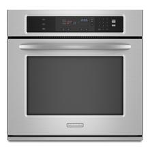"""Single Oven 30"""" (76.2 cm) Width 4.3 cu. ft. Capacity Thermal Oven with Two-Element Balanced Baking and Roasting Architect® Series II"""
