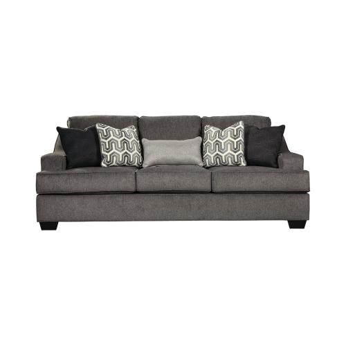Gilmer Queen Sofa Sleeper Gunmetal