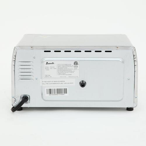 Avanti - 0.3 cu. ft. Countertop Portable Oven