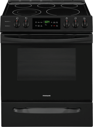Gallery - Frigidaire 30'' Front Control Freestanding Electric Range