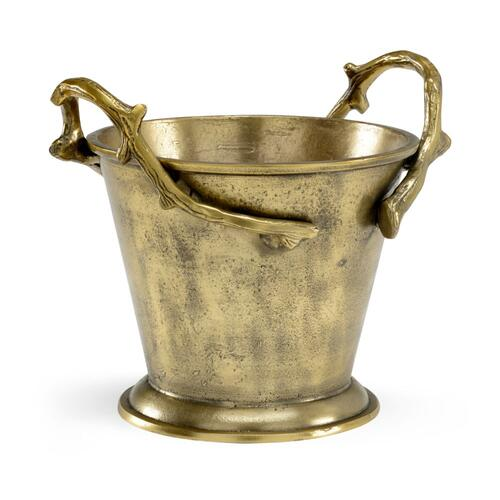 Blue Ridge Bucket - Brass