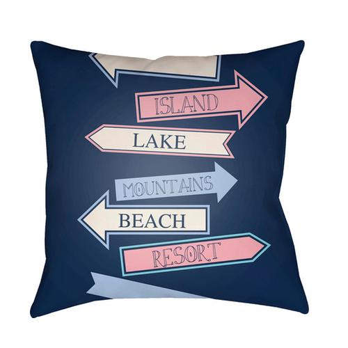 "Carolina Coastal CC-007 20"" x 20"""