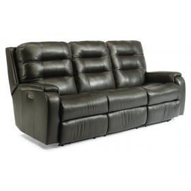 Arlo Power Reclining Sofa with Power Headrests & Lumbar