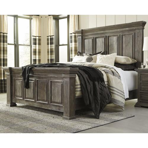 Wyndahl Queen Panel Bed