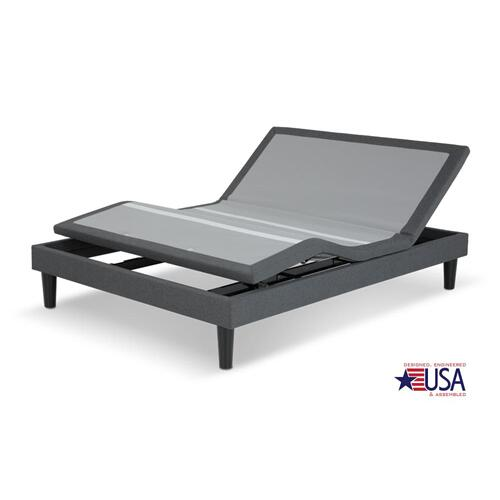 Gallery - S-Cape 2.0 Furniture Style Adjustable Bed Base Split King
