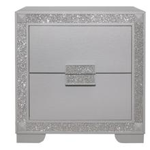 CHALICE SILVER NIGHTSTAND