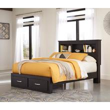 Reylow Queen Storage Footboard