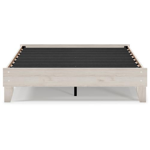 Signature Design By Ashley - Socalle Queen Platform Bed