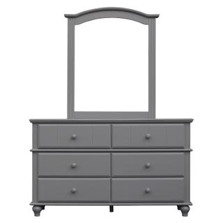 Abacoa Grey Dresser