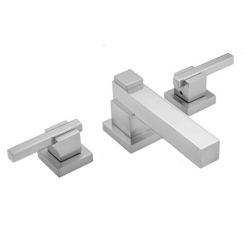 Antique Brass - CUBIX® Faucet with CUBIX® Lever Handles - 1.2 GPM
