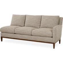 1399-18rf One Arm Sofa