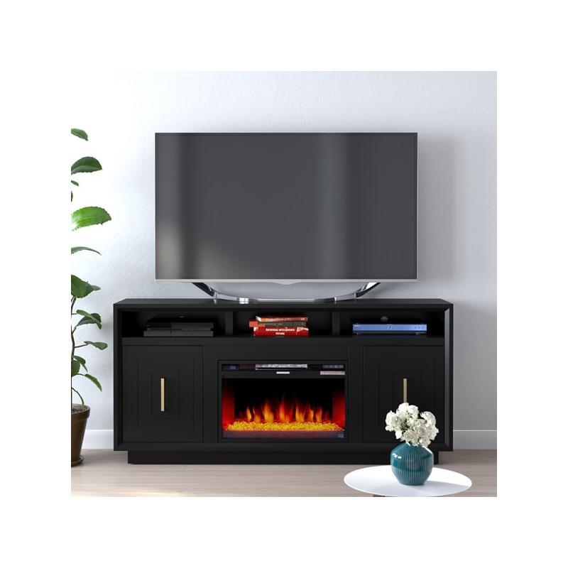 "Sunset 67"" Fireplace Console"