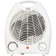 1,500-Watt Personal Desktop Heater (White)