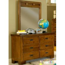 Heartland Kids Dresser Has Six Deep Drawers