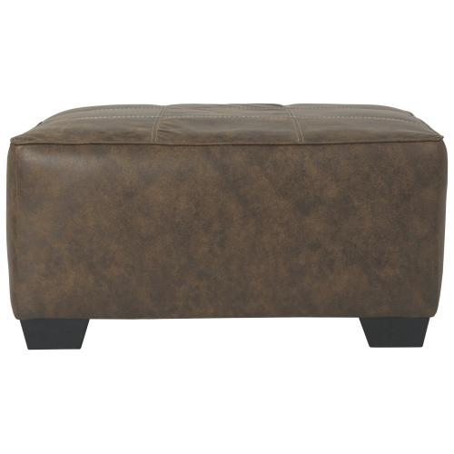 Abalone Oversized Accent Ottoman