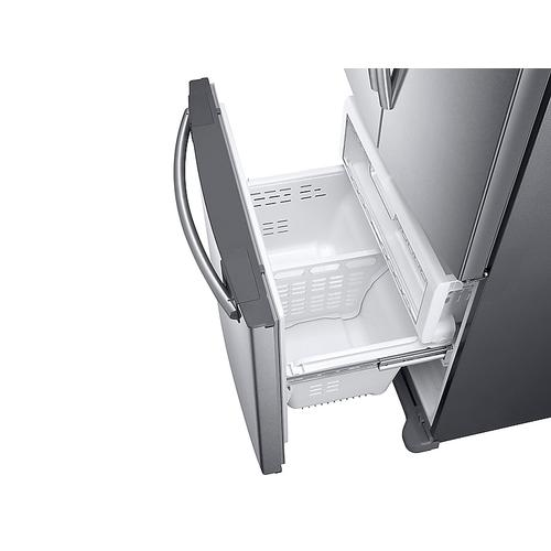 20 cu. ft. French Door Refrigerator in Stainless Steel