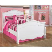 B188 Full Sleigh Bed Set