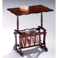 See Details - Cherry Magazine Table