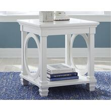 See Details - Square End Table