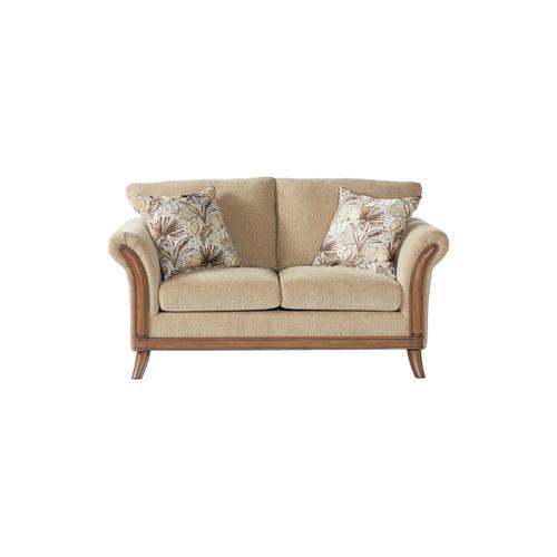 Hughes Furniture - 17700 Loveseat
