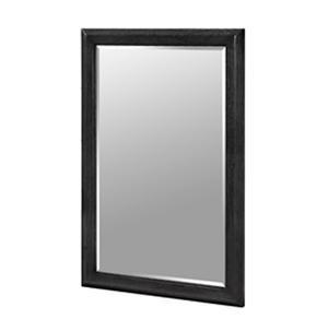 "Charlottesville 24"" Mirror - Vintage Black Product Image"