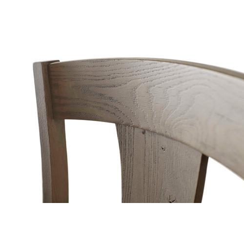 Bassett Furniture - Barnes Oak Side Chair