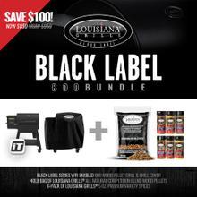 Black Label Series 800 Grill Bundle
